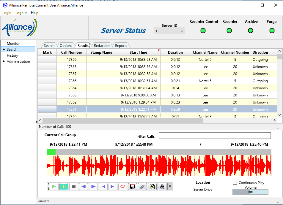 Audio Logger System Installer